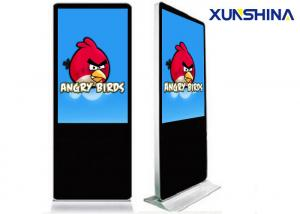 China Win 7 Operating System 55 Touch Digital Signage Kiosk Totem for Games on sale