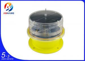 China AH-LS/L Solar powered LED flashing aviation warning light on sale
