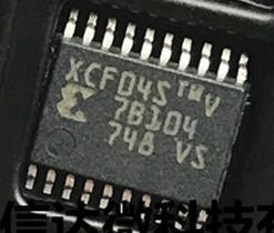 China Integrated Circuits Amplifier IC Chips XCF04SVO20C IC PROM IN SYST PRG 3.3V 20TSSOP on sale