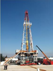 China Compound Drive Drilling Rigs on sale
