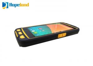 China Laser Infrared 4G Tablet RFID Reader Android Handheld Barcode Scanner on sale