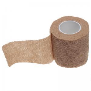 China Medical First Aid Elastic Self Adhesive Bandage Gauze Tape/Elastic Bandage/adhesive tape on sale