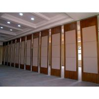 Movable Wall Track Exhibition Acoustic Room Dividers with Portable Hanging System
