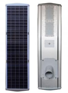 China Remote Control Solar Street Light With Motion Sensor 1356*315*206mm 6600lm - 7200lm on sale
