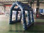 Camouflage Color PVC Inflatable Fabric For Military Inflatable Fixture