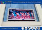 Cor completa exterior de SMD todo o parede video de alumínio PH conduzido 8mm da exposição para anunciar IP68 IP65 B1