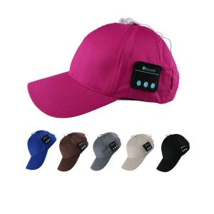 China New Design Bluetooth Music Cap , Fashion Music Baseball Hats With Earphones on sale