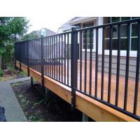 Aluminum fence/ aluminum railing/ security railing for home and garden courtyard outdoor usage