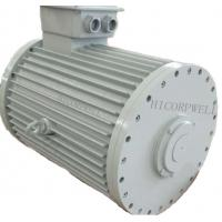 China Carbon Steel Shaft Permanent Magnet Magnet Motor Generator 10kw200 Rpm400V on sale