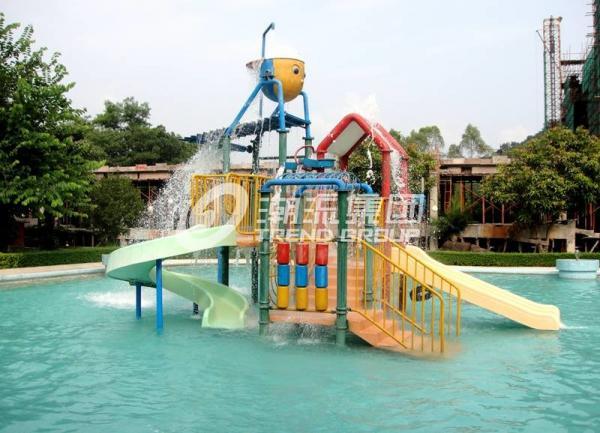 6.5 M Kids Water House / Water Playground Equipment for ...
