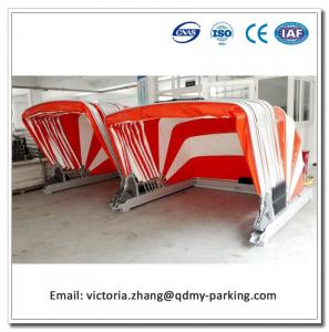 China Solar Powered Retractable Automatic Car Parking Tent Garage Portable Car Shelter Cover India/Car Shelters for Sale on sale