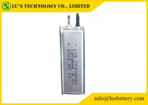 China CP502060 3.0V primary lithium battery 1450mah ultra thin soft battery 3.0V 1400mah CP502060 ultrathin cell on sale