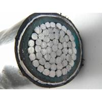 SWA Armoured 1 Core Low Voltage Power Cable XLPE / PVC Insulation