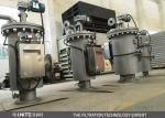 Filtre automatique SUS316L de nettoyage d'individu de filtration de l'eau de champ d'environnement