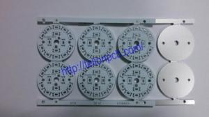 China professional Printed Single-Side Aluminium pcb manufacturer on sale