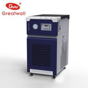 China Zhengzhou Greatwall -10C 30L Recirculating Chiller DL10-3000G with High Pressure Pump on sale