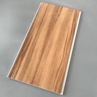 Environmental Wood Grain Laminate Sheets For Cabinets 7mm / 7.5mm / 8mm Thickness