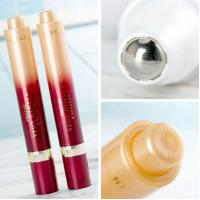 cosmetic packaging 15ml roll on bottle with metal ball for perfume eye cream Essential Oil  Bottle