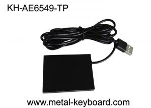 China Black Industrial Pointing Device Touchpad Mouse Universal Usage With USB Interface on sale