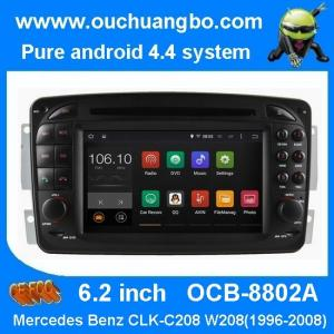 China Ouchuangbo Mercedes Benz SL R230 DVD stereo multimedia radio support iPod SD android OS on sale