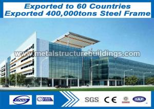 China Light Guage Metal Framing Residential Steel Frame Construction Long Span To Niamey Market on sale