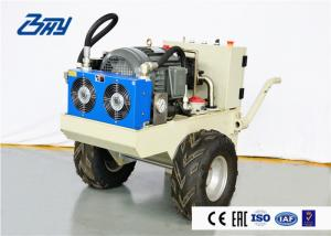 China Anti Explosion Hydraulic Electric Power Pack Controlled By Touch Screen on sale