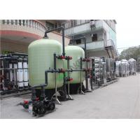 China Wide Ranging Ro Industrial Water Purification Equipment Plant Osmosis Inverse With Dosing System on sale