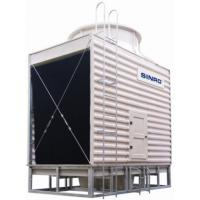 Air Conditioning Low Noise Cross Flow Square Cooling Water Tower
