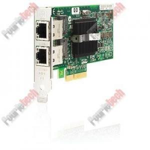 China 412648-B21 HP NC360T PCI-E Dual Port Gigabit Server Adapter on sale
