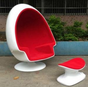Superbe ... Quality Fiberglass Stereo Egg Pod Space Ball Chair With Speakers For  Sale