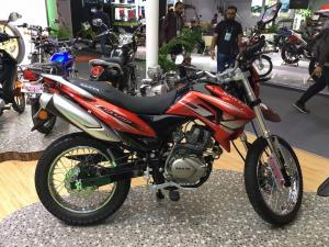 China GY 200CC Off Road Motorcycle , Automatic Enduro Off Road Bikes Inverted Shock Absorbers on sale