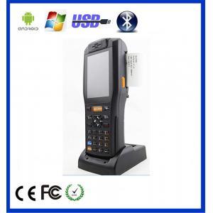 China Bluetooth 4.0 Wifi Handheld Pda Mobile Intelligent Terminal 512MB + 4GB on sale