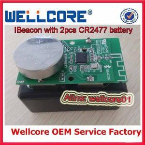 China Cc2541 IBeacon Bluetooth le Beacon UUID IBeacon For Android / IOS on sale