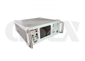 China Single Phase Electrical Power Calibrator , Power Measurement Equipment Standard Voltage Source on sale