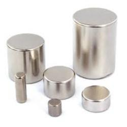 China Customized Shape Neodymium Disc Magnets Disc / Rod With Ni Coated on sale
