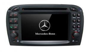 China Sharing Digital Mercedes Comand NAVIGATION DVD For Mercedes SL R230 with PAL / NTSC TV System on sale