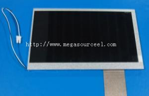 China 250(cd/m²)  HannStar 7.0 inch TFT LCD Digital Screen HSD070IDW1-A30 800(RGB)*480 on sale
