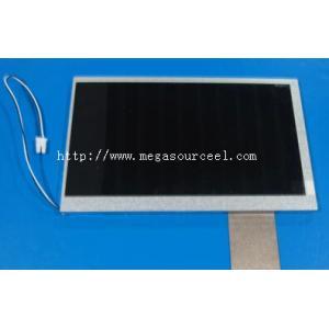 China 250(cd/m²)  HannStar 7.0 inch TFT LCD Digital Screen HSD070IDW1-A30 800(RGB)*480 on sale
