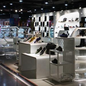 d5829facf56e ... Quality Beautiful retail lady shoe shop design with customized size for  sale