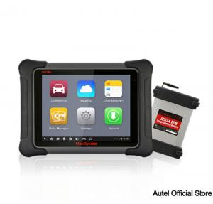 China AUTEL MaxiSYS Elite Professional Diagnostic Tool With J2534 better than MS908P Pro support ECU programming on sale