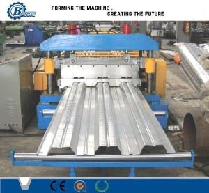 China CE Approval Hydraulic Forming Machine Steel Floor Deck Roll Forming Machinery on sale