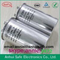 CBB65 10uf to 120uf 200V to 650V Air conditioner compressor AC capacitors