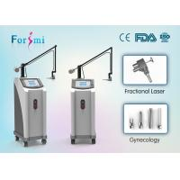 10.4 inch color screen portable fractional co2 laser equipment for scar removal