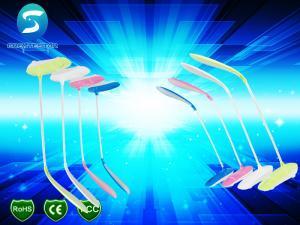 China Plastic Modern LED Table Lamp , 140 Degree LED Flexible Reading Lamp on sale