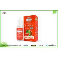 Original Tobacco E Cigarette E Liquid Smoke Juice , 0mg 6mg 12mg 18mg 24mg Nicotine