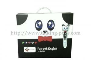 China Custom Panda Alphabets Smart Talking Pen Language Switch / Translation on sale