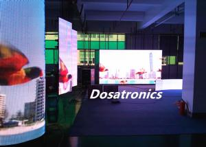 China Custom Rental Event / Stage SMD 3 In 1 P9mm Outdoor LED Screen Display on sale