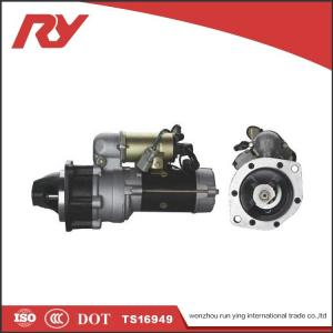 China ISO9001 Auto Vehicle Parts Starter Motor Small Order Accepted Komatsu 600-813-4421 0-23000-1750 S6D95 PC200-5 on sale