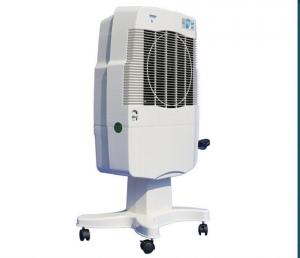China Commercial Portable Air Conditioner Poultry Farm Air Cooling System White Color on sale