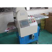 PLC Control Automatic Rubber Cutting Machine 380V 2800W 80 - 100 Counts Per Minutes